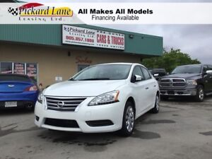 2015 Nissan Sentra 1.8 S LOW LOW LOW KMS!!!!!!