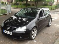 Very golf gt tdi (140) 2004(54) 5 door hatchback