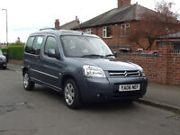 2006 Berlingo Multispace 1.6 H Desire Diesel. One owner from new. 12 mnts MOT. good condition