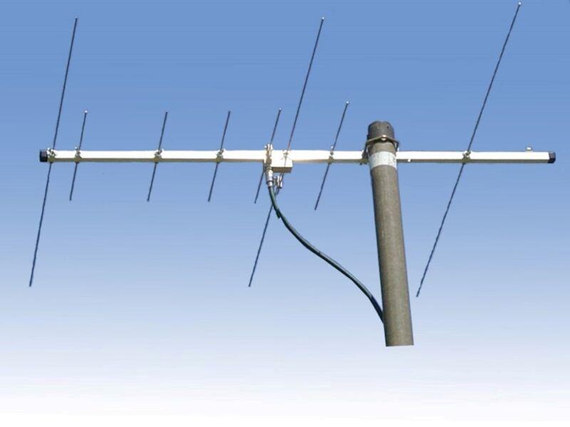 JETSTREAM JTBM270 3-ELEMENT 2M 5-ELEM 70CM DUAL BAND VHF UHF YAGI BEAM ANTENNA