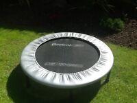 Reebok trampoline