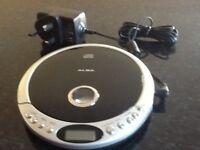 Alba personal CD player