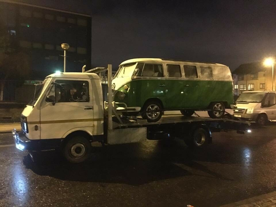 vw lt40 recovery truck in newmilns east ayrshire gumtree