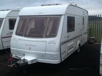 2004 coachman vip 460/2 berth end changing room with fitted mover