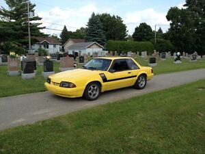 Ford mustang 1992 lx 5.0l