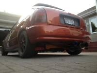 Honda civic hatchback vtec