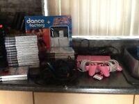Pink playstation 2 (slimline bundle)