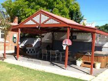 Timber pergola Alberton Port Adelaide Area Preview