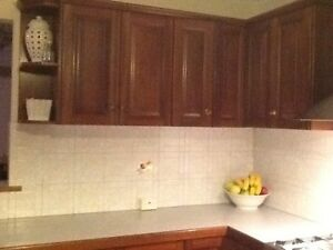 Beautiful  Solid Used Jarrah Kitchen Seaton Charles Sturt Area Preview