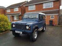 1997 Land Rover Defender 90 - £ 7,995