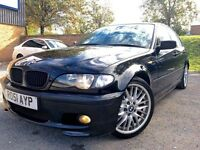Bmw 330i MSport Facelift 4 Door Top oF The Range