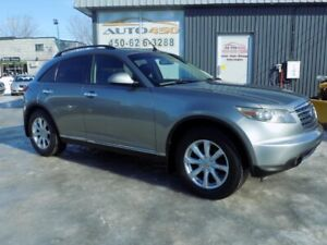 INFINITI FX35 2006***CUIR,TOIT,TRACTION INTEGRAL***