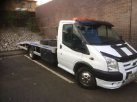 60 PLATE FORD TRANSIT ST RECOVERY TRUCK WITH FULL ALLY BODY CHEAP TRUCK