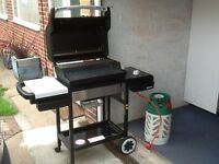Gas Barbeque with gas tank