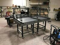 5/' Fixturing Table Welding And Fab Style Plates Buildpro Stronghand style
