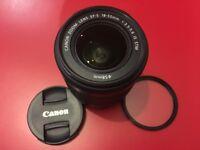 18-55mm STM IS lens - Brand new