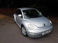 2001 BEETLE SHORT MOT HENCE PRICE FIXER UPPER £425