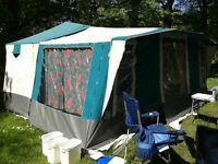 Conway Phoenix Special Trailer Tent