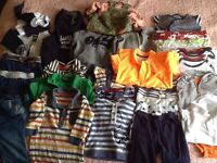 Boys Clothing 6-12months