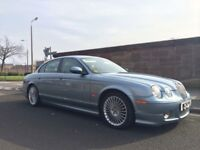 Jaguar S Type Sports XS Diesel 2.7 Twin Turbo