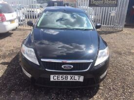 2008 Ford Mondeo Diesel **2 F Keepers**MOT 02/11/17**Full Stamped Main Dealer Service History