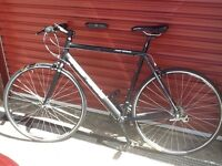 "Genesis road bike 23"" frame, very good condition light road use only . £250 no offers W Dundee"