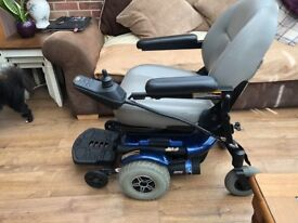 Pride Ultra Jet 3 Mobility Chair