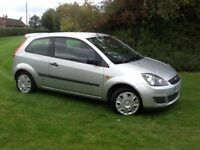 CHEAP FORD FIESTA 1.2 MANUAL NEW CLUTCH NEW MOT FULL SERVICE HISTORY *YEARS WARRANTY AVAILABLE*