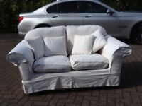 Laura Ashleigh 2 seater sofa excellent condition.