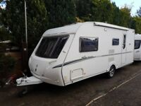2009 Abbey Spectrum 416 4 berth caravan MOTOR MOVER, Awning, BARGAIN ! January Sale