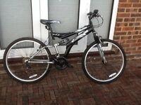"Dunlop Specil Edition 26"" wheel Sports bike"