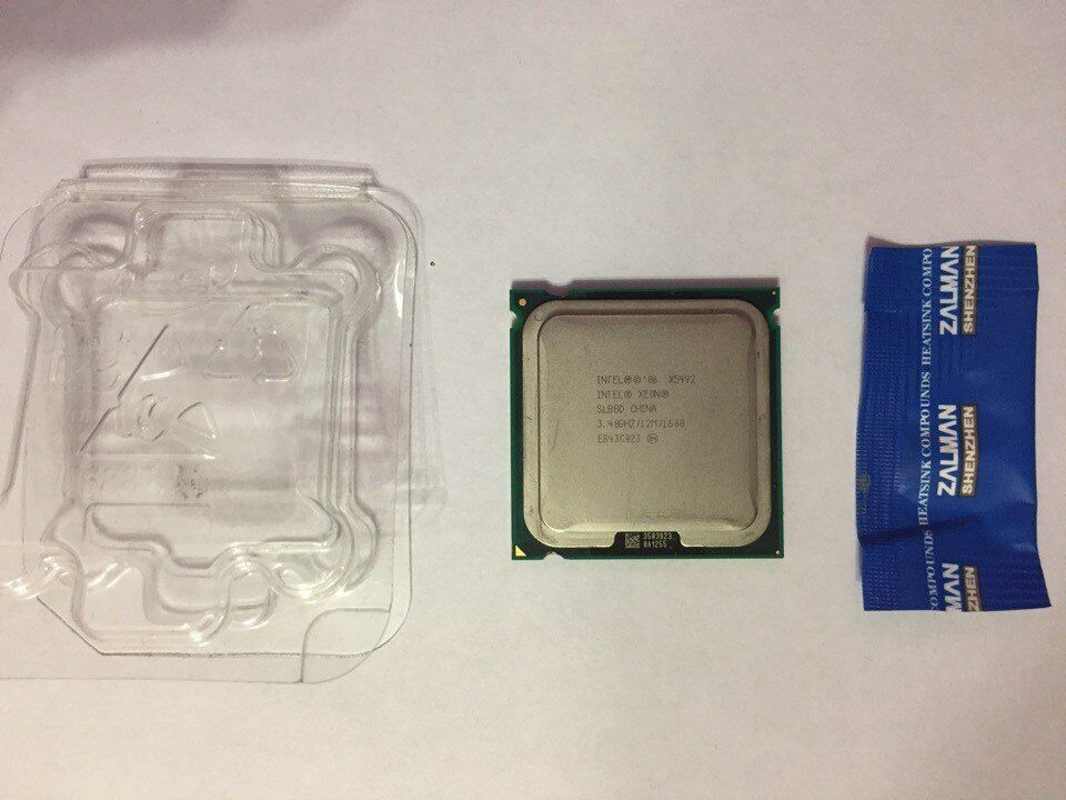 Details about Intel Xeon X5492 Quad-Core 3 4GHz_12M_1600MHz_LGA775 no need  adapter