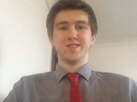 19 year old - looking for any work in slough or surrounding areas