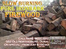 PREMIUM FIREWOOD FOR SALE Dural Hornsby Area Preview