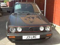 1991 VW GOLF GTi