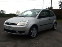 *!*LOW MILES*!* 2005 Ford Fiesta 1.25 Zetec **FULL YEARS MOT** **ONE OWNER FROM 2011** **HPI CLEAR**