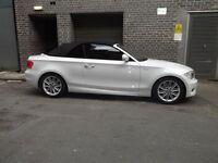 BMW 1 SERIES CONVERTIBLE 118D M SPORT AUTO 2013