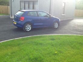 Volkswagen Polo. 1.6 TDI 5 Door. F S H. £ 3995