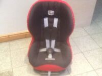 Britax Prince slim-go up 1 car seat for 9mths to 4yrs(9kg to18kg)ideal for small cars & coupes-£45