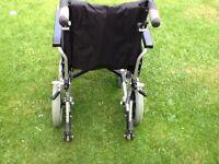 Days super lightweight manual wheelchair
