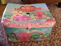 2 Boxes full of Happy Land toys