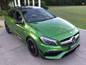 Mercedes-Benz A45 AMG MY2017 Model 2Lt 285Kw 475Nm Only 2,000 Kms Aspley Brisbane North East Preview