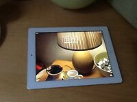 Great condition ipad 2 16gb memory white
