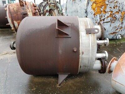 800 Gallon Piersol-pine Pressure Vessel Mixer Tank