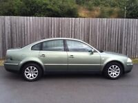 2003 53 Volkswagen Passat 2.0 **LPG Gas Converted** 60p Per Litre* Cheap To Run * Bi Fuel