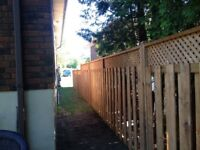 North Right Contracting: Quality Fencing and Decking