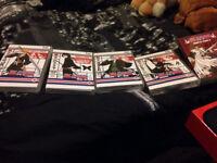 Bleach Anime Series 1-5 £40
