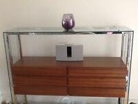 Sideboard & coffee table