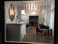 Beauty room to rent - Nails,Eyebrows,Massage,Tan,Lashes