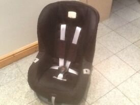 Checked,washed and cleaned-Britax Eclipse group 1 car seat for 9mths to 4yrs(9kg to 18kg child)-£35